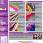 DistinctiveFabric.com - Distinctive Fabric Superstore | Internet Fabric Store Offers Free Fabric Samples, Fabric by the Yard, Fabric by the Bolt, Unique Fabrics, Wholesale Fabric Discounts, Fast Shipping & More (20090226)http---distinctivefabric.com-